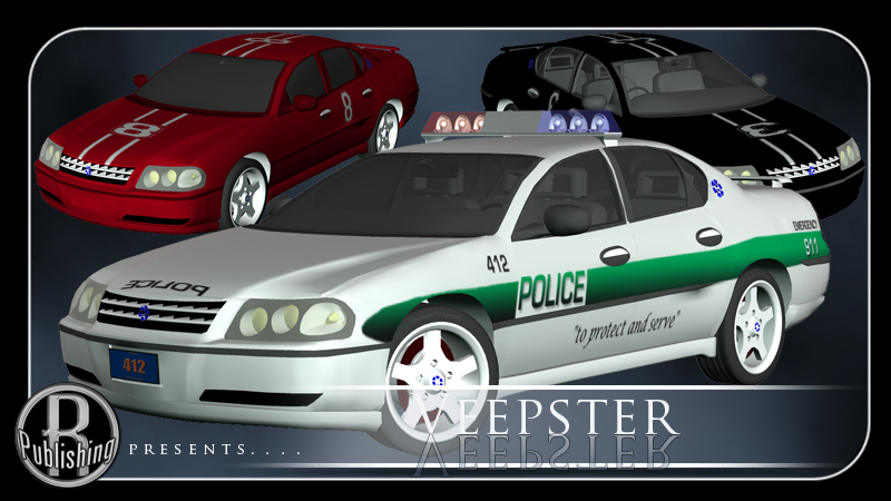Veepster (for Poser) by RPublishing