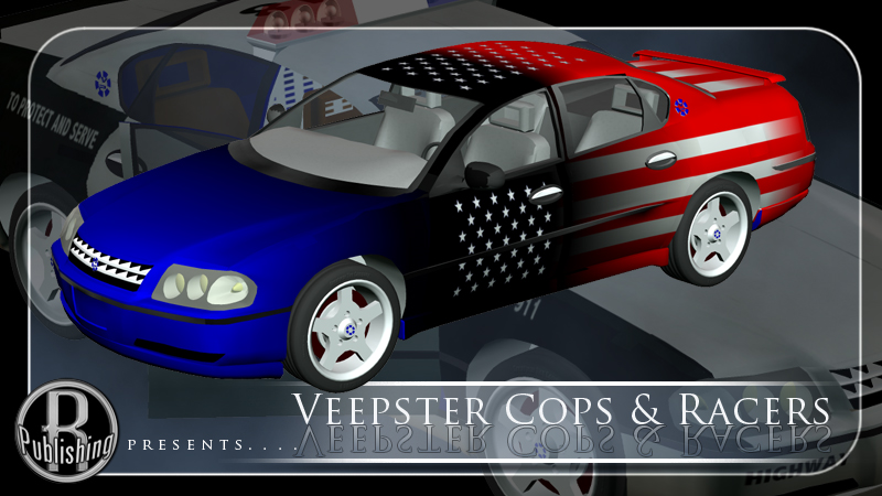 Veepster: Cops & Racers by RPublishing