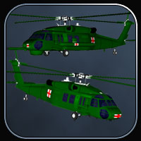 Blackhawk Helicopter for Vue image 4