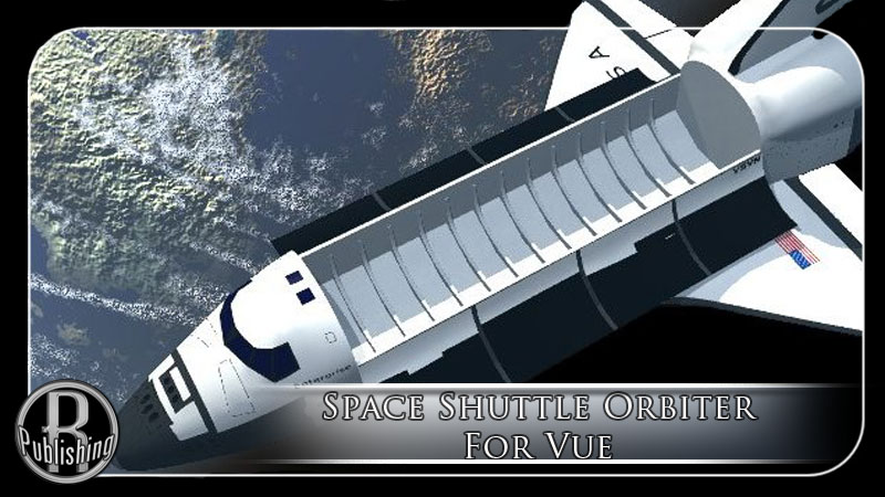 Space Shuttle Orbiter for Vue