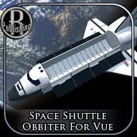 Space Shuttle Orbiter for Vue Themed Transportation RPublishing
