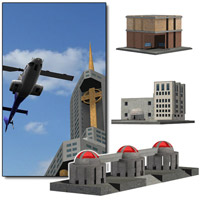 Corporate Buildings (Poser, Lightwave & OBJ) image 3