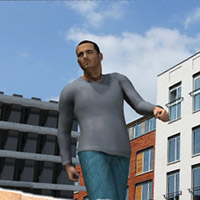 Corporate Buildings (Poser, Lightwave & OBJ) image 7