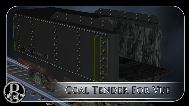 Coal Tender for Vue by RPublishing