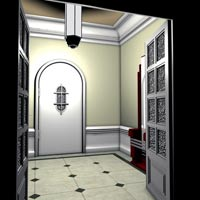 Small Entrance Hall (for Poser) image 1