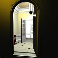 Small Entrance Hall (for Poser) image 2