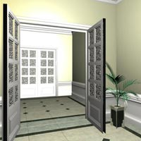 Small Entrance Hall (for Poser) image 3