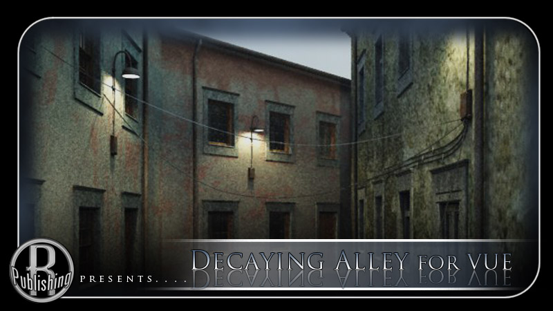 Decaying Alley for Vue by RPublishing