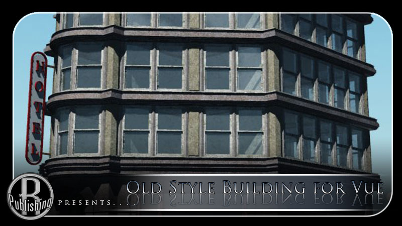 Old Style Building (for Vue) by RPublishing