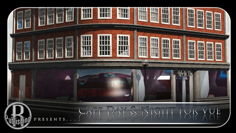 Cafe Day and Night for Vue by RPublishing