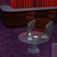 Cafe Day and Night for Vue image 3
