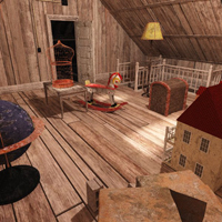 Dusty Attic for Vue image 1
