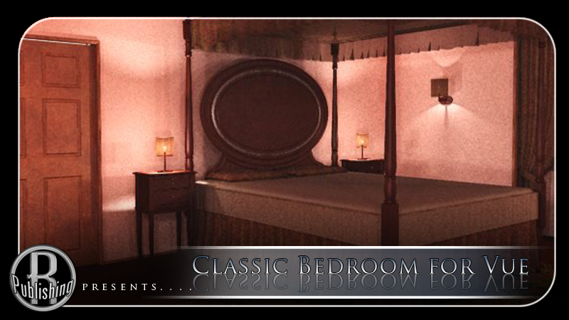 Classic Bedroom for Vue by RPublishing