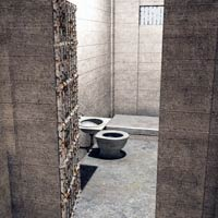 Prison Cell Block for Vue image 2