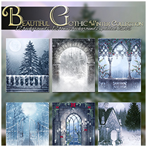 Beautiful Gothic VII: Winter Collection image 1