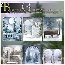 Beautiful Gothic VII: Winter Collection image 2