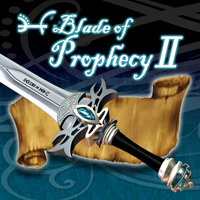 Blade Of Prophecy II 3D Models blbarrett