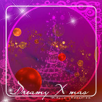 DA-Dreamy XMAS 3D Models 2D Graphics DarkAngelGrafics