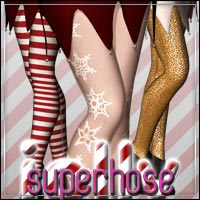 JOLLY SuperHose Clothing Themed outoftouch