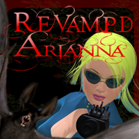 RE:Vamped Arianna Hair for V4/A4/G4 by Studio11  hotlilme74