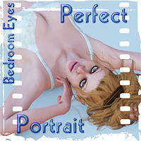 Perfect Portrait 2 - Bedroom Eyes 3D Figure Essentials 3D Models Software SaintFox