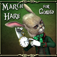 MarchHare 3D Models 3D Figure Essentials smay