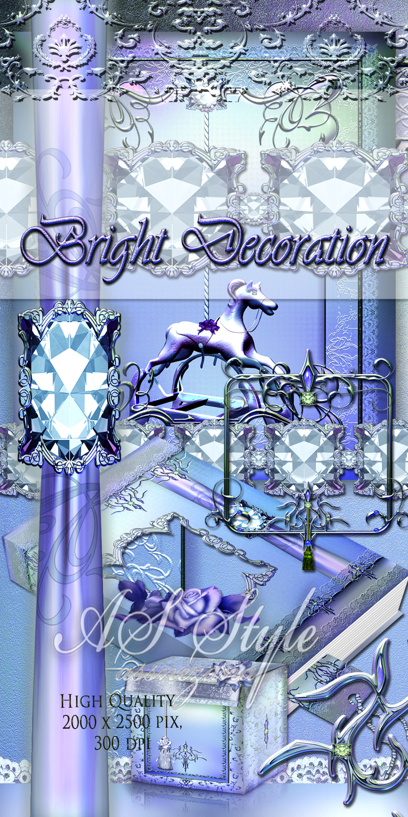 Bright Decoration