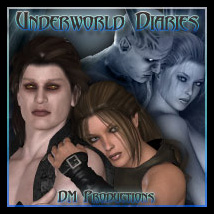 DMs Underworld Diaries 3D Figure Assets DM
