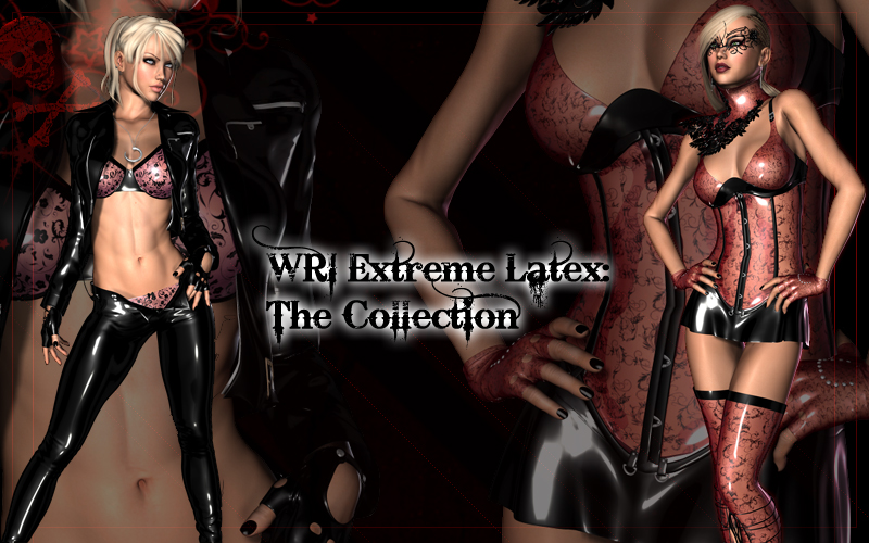 Extreme Latex: The Collection