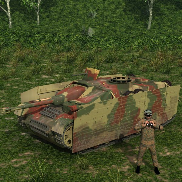 StuG IV (for Vue)