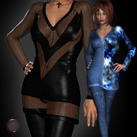 Luscious for Laliberte 3D Models 3D Figure Assets kaleya