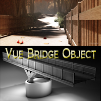 Bridge for Vue 3D Models Scott2753