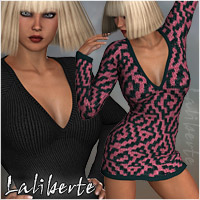 Laliberte Sexy Sweater Dress Clothing Software Themed RPublishing