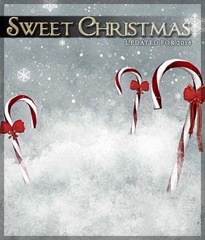 A Very Sweet Christmas 2D Graphics Sveva