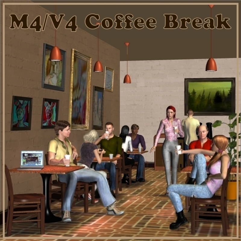 M4/V4 Coffee Break
