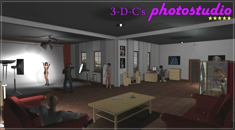 Photostudio by 3-D-C