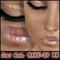 Just Real: Makeup resource for V4 2D Graphics ForbiddenWhispers