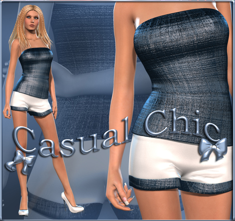 Casual Chic for V4