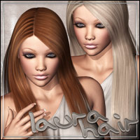 Laura Hair 3D Figure Essentials outoftouch