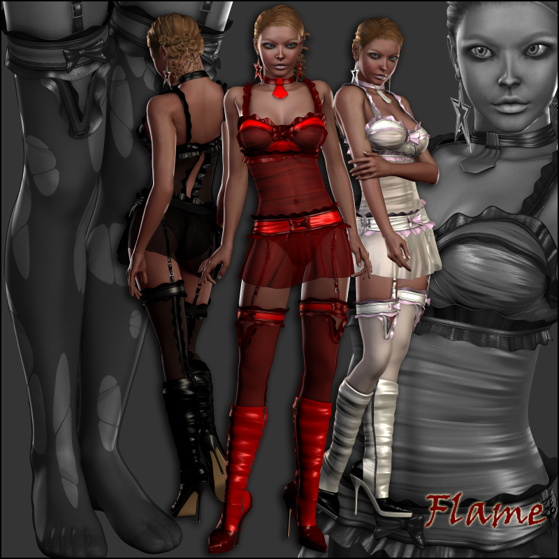Flame Dressing V4.2 Elite-Aiko4-GND4