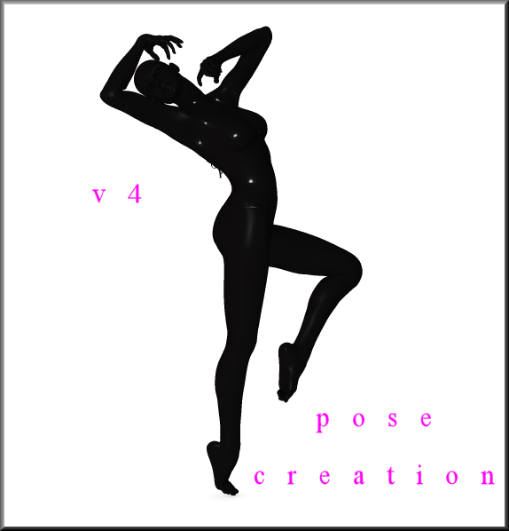 V4 Pose Creation