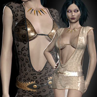 Wicked for Unfaithful 3D Models 3D Figure Assets kaleya