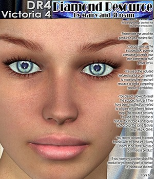 DR4-V4 2D Graphics Merchant Resources 3Dream