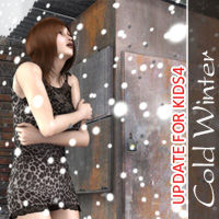 cold winter Poses/Expressions Props/Scenes/Architecture halcyone
