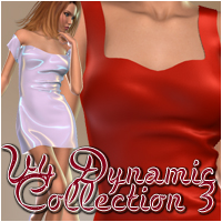 V4 Dynamic Collection 3 3D Figure Essentials nikisatez