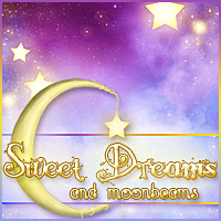 Sweet Dreams & Moonbeams 2D Sveva