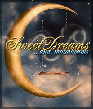 Sweet Dreams & Moonbeams 2D Graphics Sveva