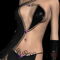Visions for Ivy Dancer Clothing Themed kaleya