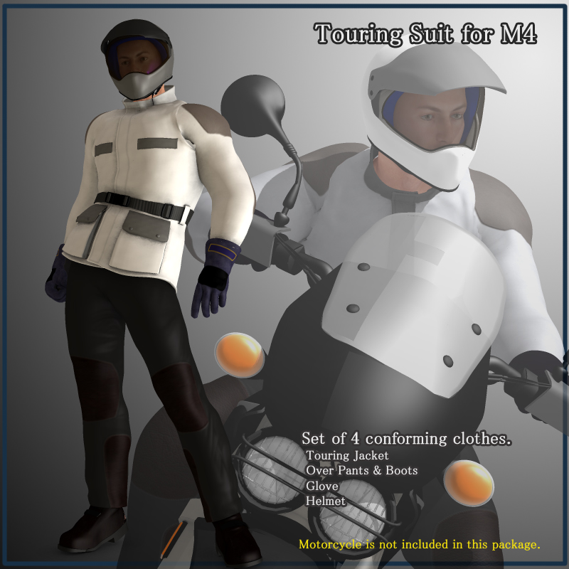 Touring Suit for M4
