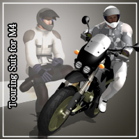 Touring Suit for M4 Themed Clothing Software JTrout